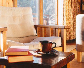 断熱性能などの省エネ性能が強そうな家のリビング