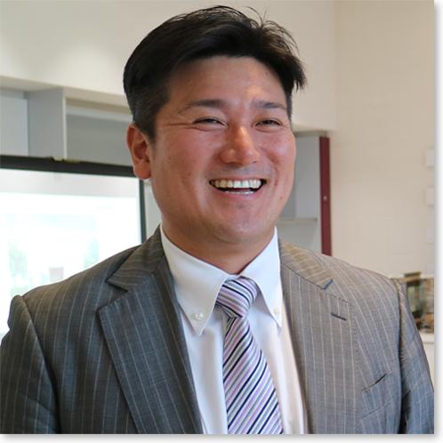 内藤智明 代表取締役