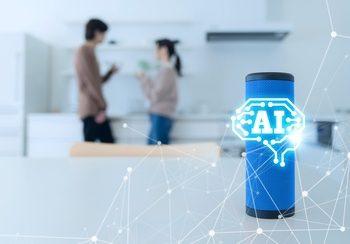 スマートホーム IoT AI スマートスピーカー