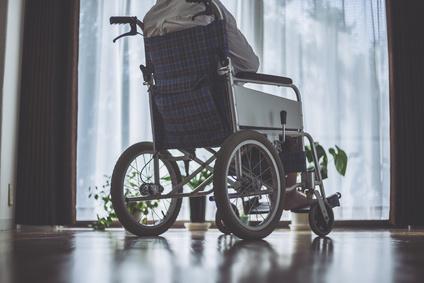 車椅子 避難