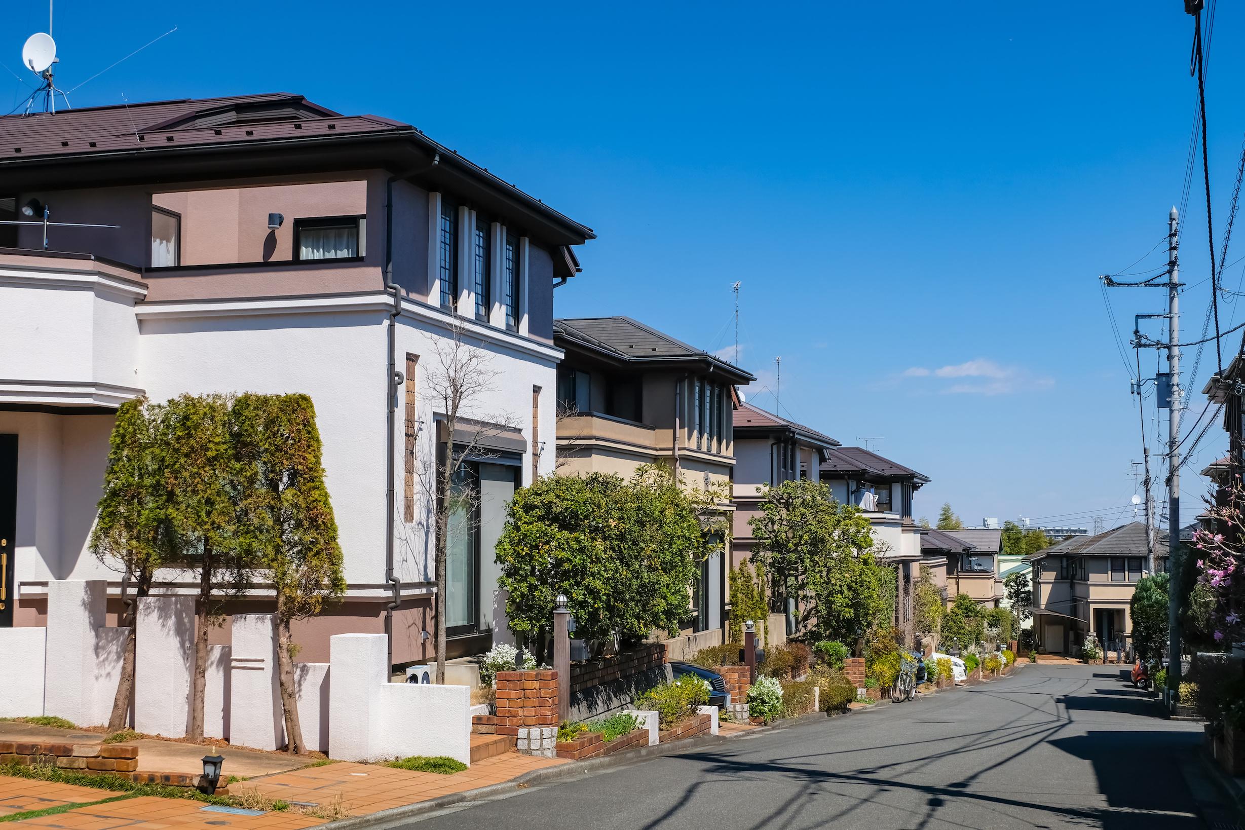 意外と知らない?新興住宅地に住むということ   東京都の注文住宅なら ...